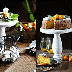 Almond Orange Olive Oil Cake for Travel & Leisure South Asia #cake #healthy #baking #orange #almonds #oliveoil