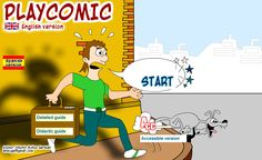 Comic Creators for Kids. 5 ways to use and a nice page of ideas for teachers.
