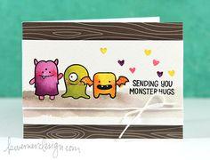 Sending you Monster Hugs