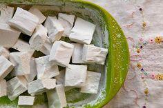 Honey Vanilla Bean marshmallows