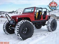 Lovin Jeep Wrangler Tj