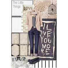 """""""the little things"""" by stay-be-you-tiful on Polyvore"""