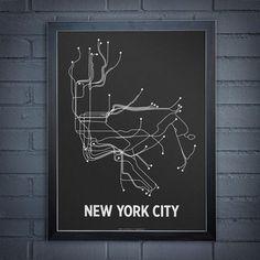 NYC Screen Print Ltd Ed B