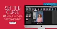 Introducing the new and FREE Mac-friendly software from Miller's Schools division, Remote Suite PLUS Schools!