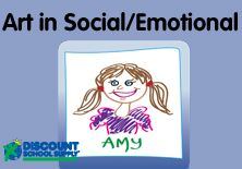 Explore art products & activities that support social/emotional development.