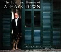 Architect A. Hays Town changed the face of the Louisiana house, and this volume honors that legacy. Color photographs of numerous homes, including Town's own, combine with illuminating text to produce a volume that captures the appeal and beauty of the state's finest architectural tradition. 200 color photos. | $49 | Contact us 504-522-9485.