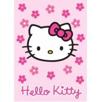 Chambre fille on pinterest for Chambre enfant fille hello kitty