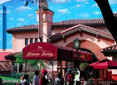 The Hollywood Brown Derby, Disney World, FL