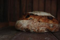 Tartine Bread Experiment: olive rye