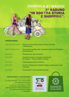 """In 500 tra storia e shopping"""