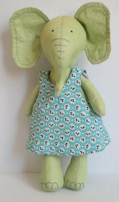 lil' elephant cutie!