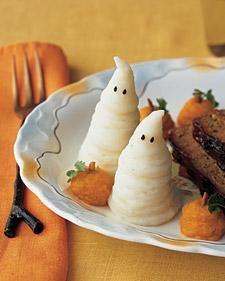 Halloween Mashed Boo-tatoes Recipe