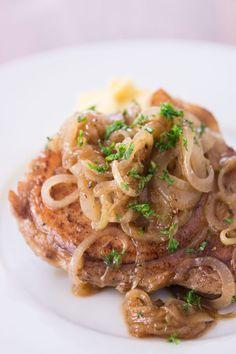 Best pork chops (pork rib chops)