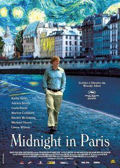 Midnight in Paris <3