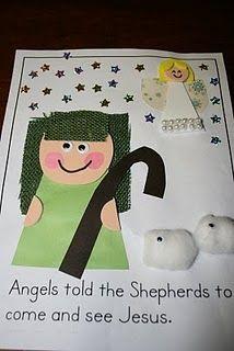 make a story of Christmas book