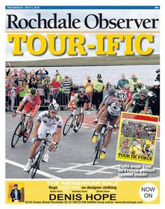 Tour de France Grand Depart - Rochdale Observer