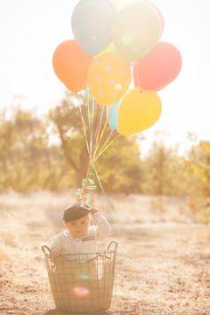 babi birthday, 1st birthday, up birthday theme, baby birthday, birthday photos, theme balloon, balloon birthday, balloons, kid