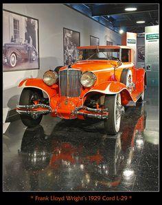 Cord L-29 Cabriolet 1929.