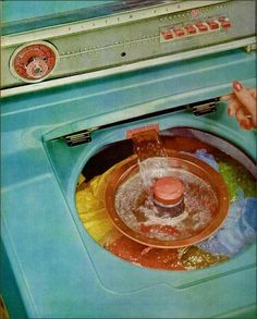 1957 General Electric Washer