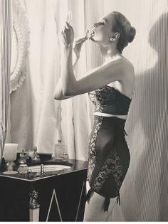 Frances Pellegrini #fashion #lingerie