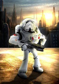 The Very Best of the Disney/Star Wars Mash-Up Art  #Disney #Starwars #Mashup