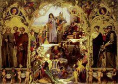 english poetri, fruit, ford madox, museums, art