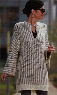 Relaxed Fashion - Crochet Patterns.  Not a free pattern, but something to look at later, maybe.