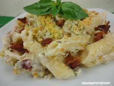 Easier Chicken Cordon Bleu Casserole. Made this and it was really super good.
