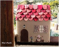 Sewing ideas on pinterest patchwork casa de campo - Casa de patchwork ...