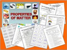 Properties of Matter - Bundle gossip news, scienc classroom, teacher stuff, teacher notebook, notebooks, scienc stuff, scienc matter, real teacher, bundl