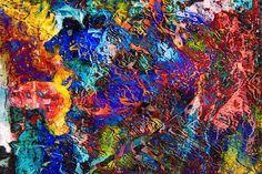 Abstract Art Mixed M