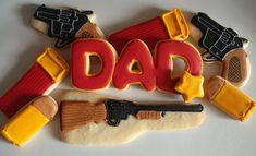 Father's Day Marksman
