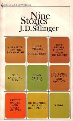 """""""Nine Stories"""" by J.D. Salinger"""