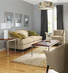 Room and Board Living Room inspiration