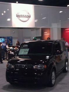 #Nissan Cube