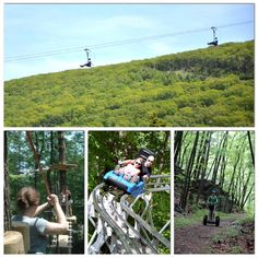 Camelback Mountain Adventures in the Pocono Mountains! #Camelbeach #PoconoMtns #WaterSlide