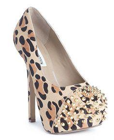 Steve Madden Women's Shoes, Bolddd Platform Pumps - Pumps - Shoes - Macy's