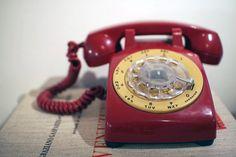 Vintage phone.