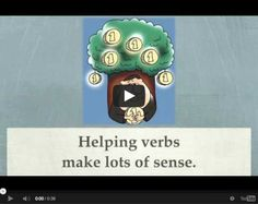 Helping Verbs YouTube Video