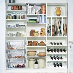 Pantry Closet Design, Pictures, Remodel, Decor and Ideas - page 24