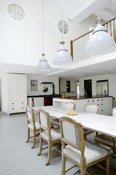 Bespoke Oak Kitchens - Cornish Holiday Home 6