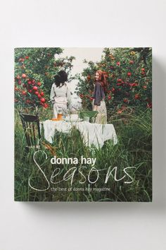 Donna Hay Seasons Cookbook