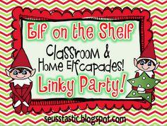 Classroom Fun: The Elf On The Shelf