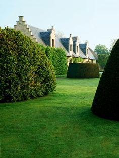 Manor House - Northwest Belgium