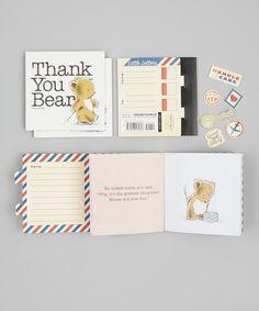 Thank You Bear Paperback Set