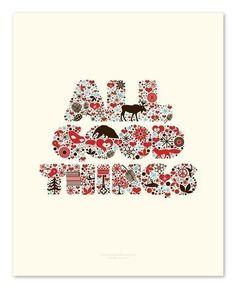 letter, etsi, inspir design, everyday inspir, heart skip, type, prints, illustr, thing print