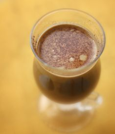 Warm-me-up coffee