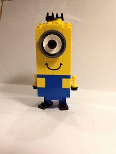 LEGO Minion | Flickr - Photo Sharing!