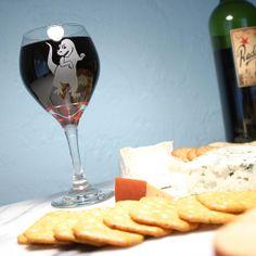 T-Rex Wine Glass!