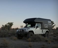 Jeep Action Camper from Thaler Design and Adventure Trailers, Inc